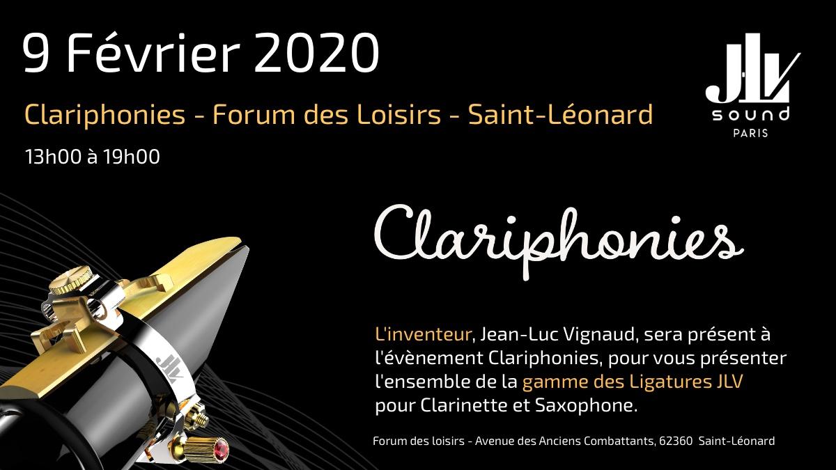 9 février 2020 Clariphonies à Saint-Léonard