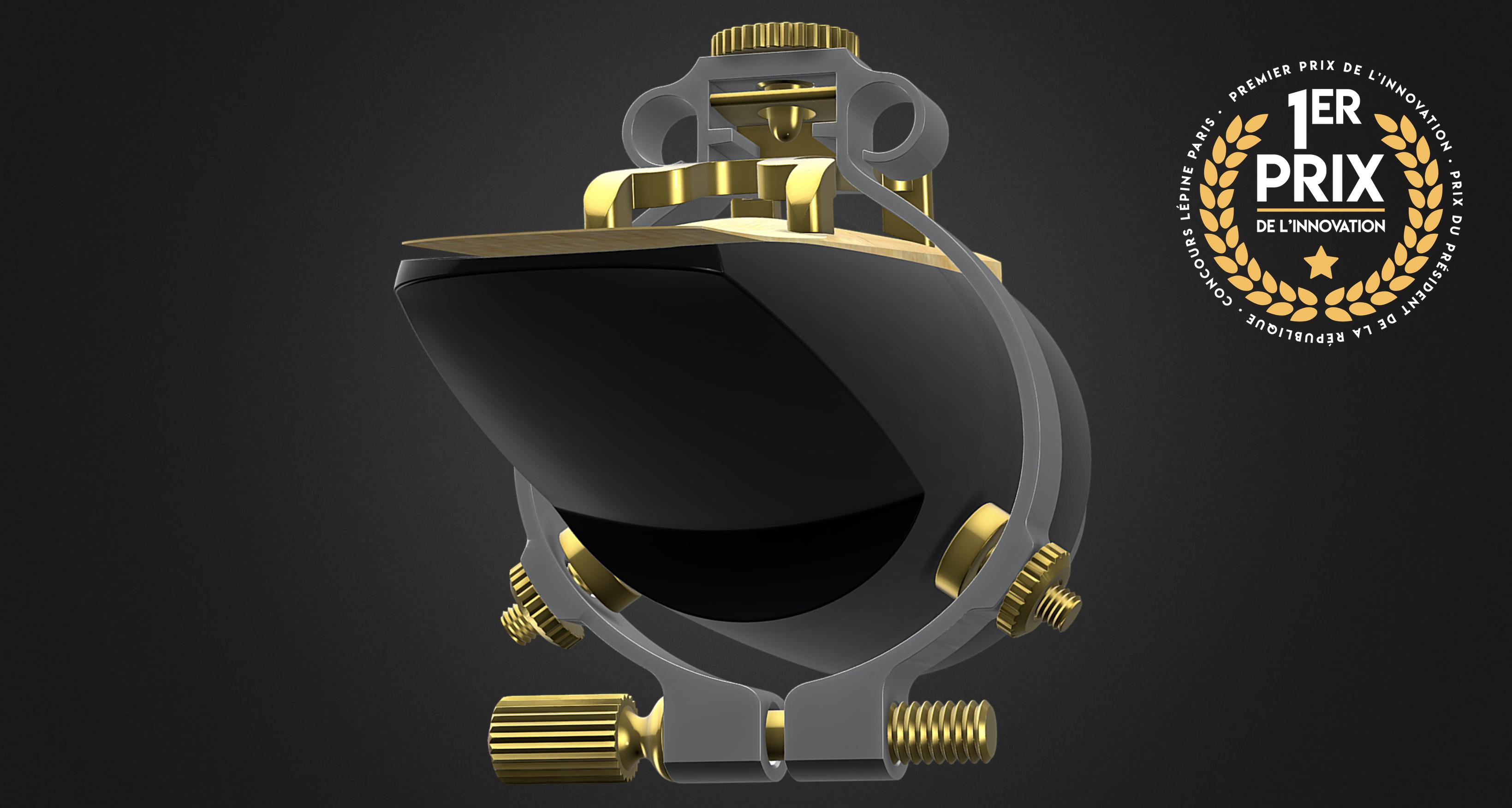 Ligature JLV - Un prix de l'innovation au Concours Lépine Paris 2013
