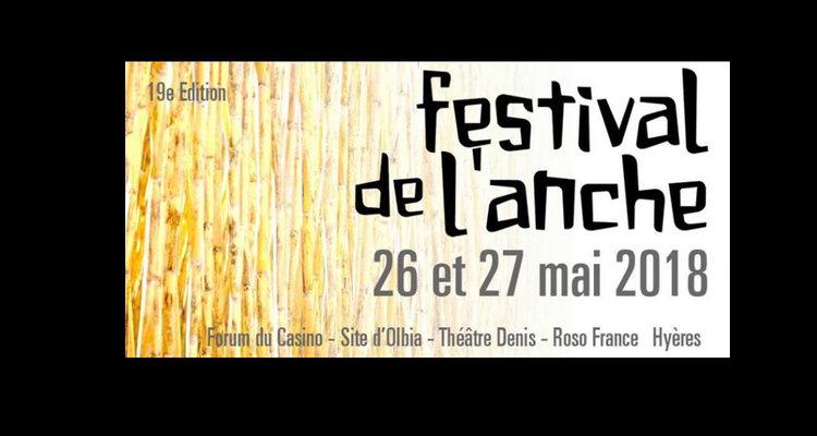 Logo Festival de l'anche 2018