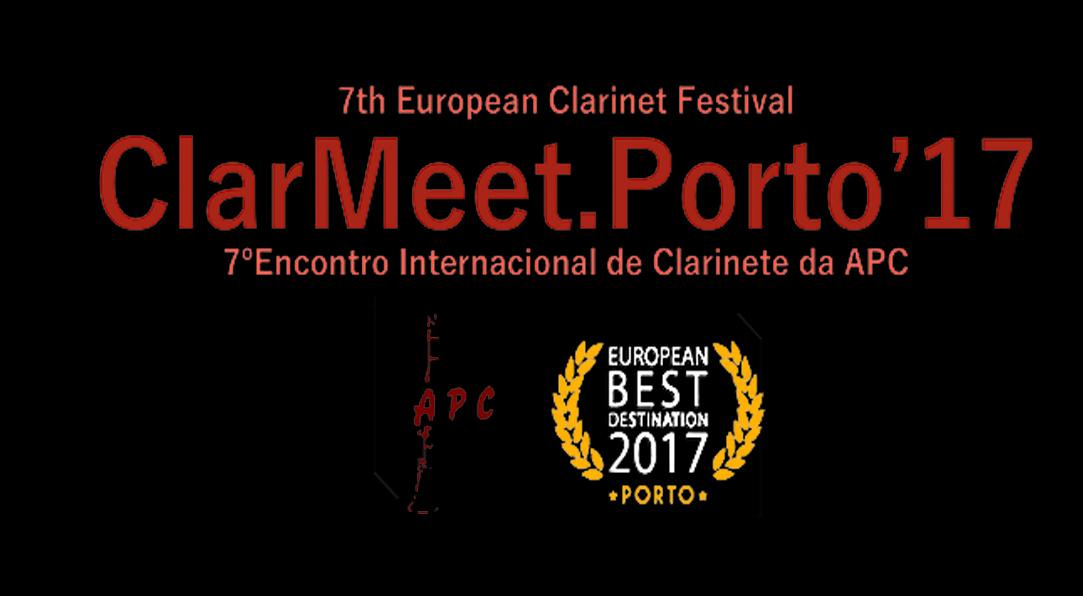 Logo ClarMeet Porto'17