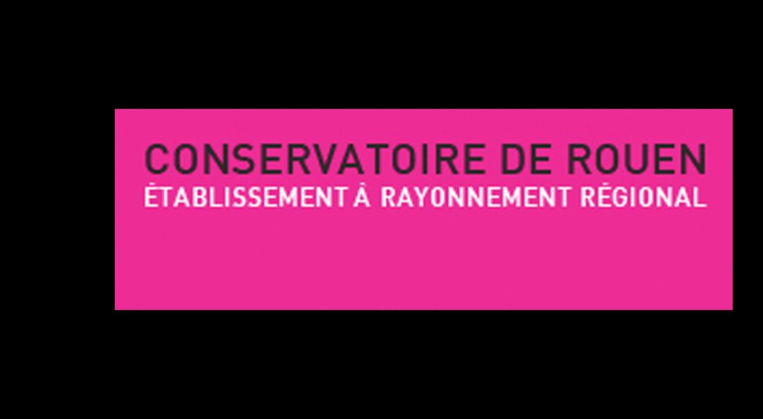 Logo Conservatoire de Rouen