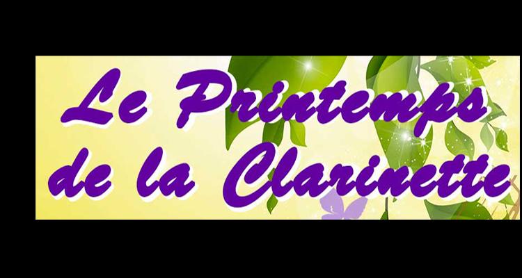 Logo Le printemps de la clarinette