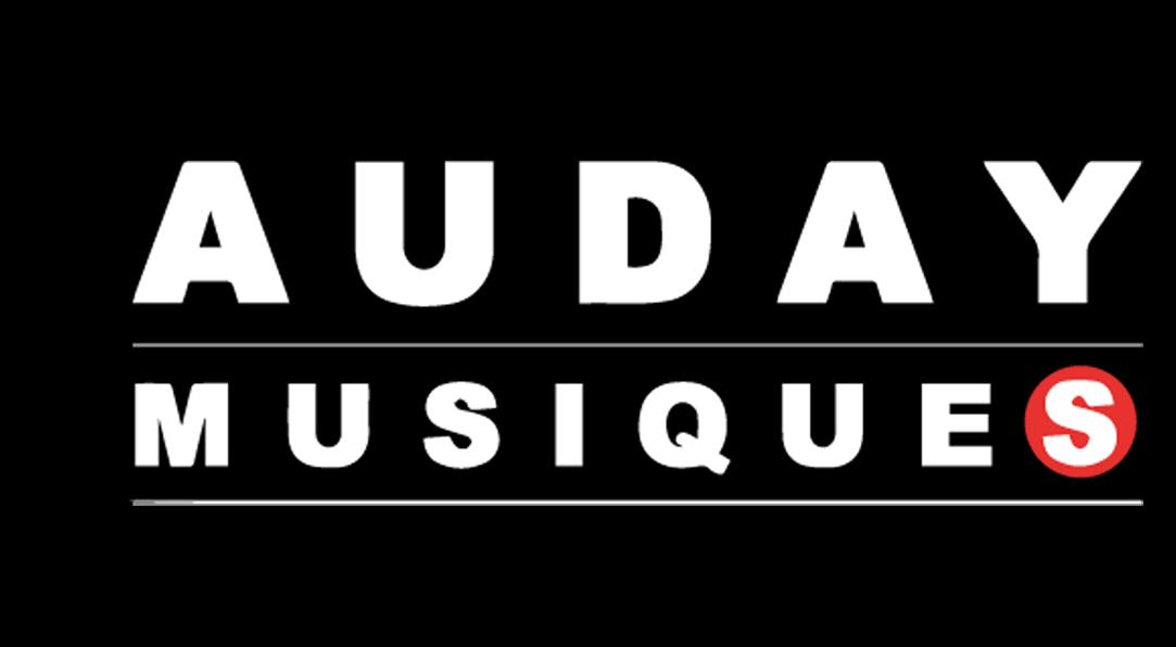 Logo Auday Musique