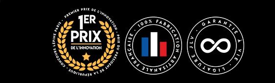 Logos JLV Sound - Ligature JLV pour clarinette et saxophone