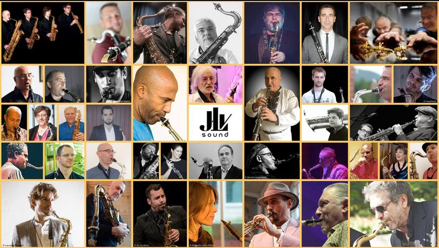Photos d'une sélection des ambassadeurs JLV