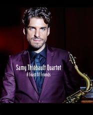 Samy THIEBAULT Ambassadeur Ligature JLV pour saxophone et clarinette