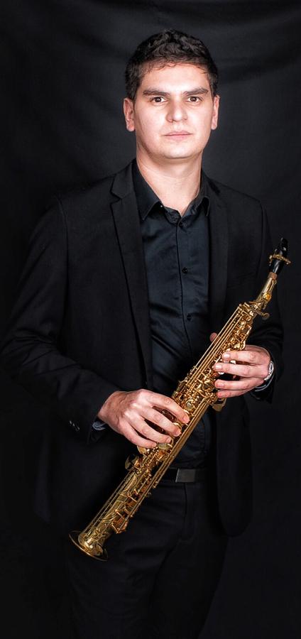 ECHO Baptiste Dewez Ambassadeur Ligature JLV saxophone soprano