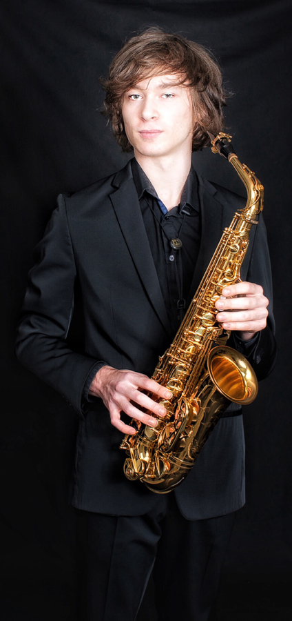 ECHO Pietro Angelillo Ambassadeur Ligature JLV saxophone alto