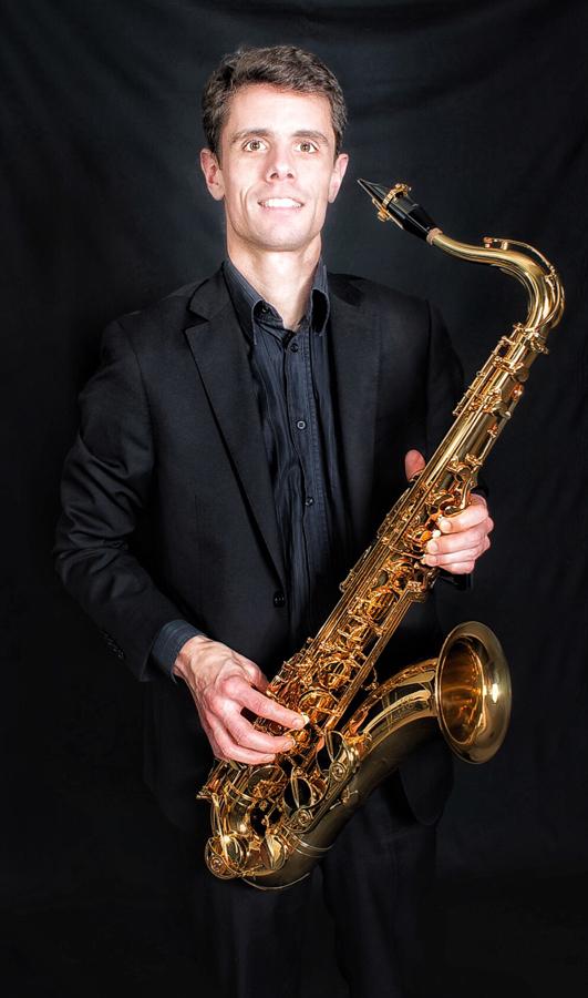 ECHO Simon Autret Ambassadeur Ligature JLV saxophone ténor