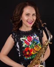 Anna STEPANOVA Ambassadrice Ligature JLV pour saxophone