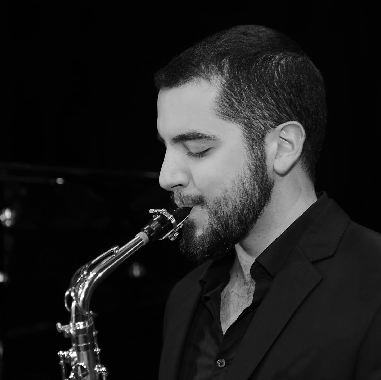 Benjamin-Yann COUTIN - Ambassadeur JLV - Ligature JLV pour saxophone