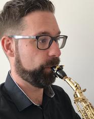 Bertrand DI LEONE Ambassadeur Ligature JLV pour saxophone