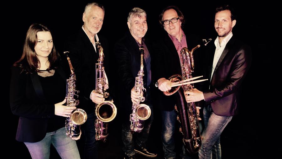 CACHASAX Photo 1 - Ambassadeurs Ligature JLV - saxophones
