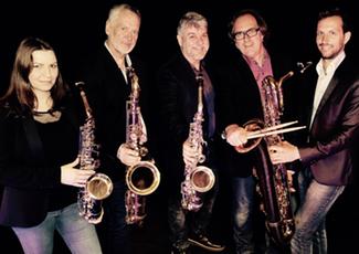 CACHASAX Ambassadeurs Ligature JLV pour saxophone