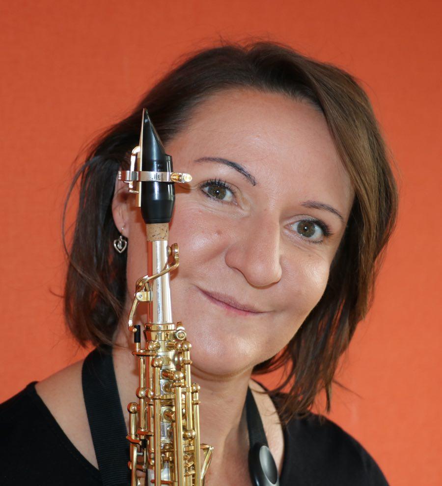 Dorota SAMSEL Ambassadeur JLV - Ligature JLV pour saxophone