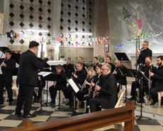 Ensemble de clarinettes Borée Ambassadors JLV Ligature for clarinets