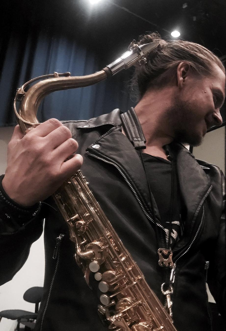 Erlend JENTOFT - Ambassadeur Ligature JLV - saxophone