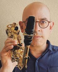 Fernando RAMOS Ambassador JLV Ligature for saxophone
