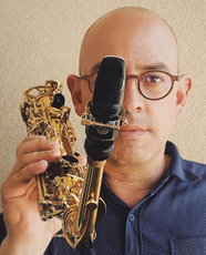Fernando RAMOS Ambassadeur Ligature JLV pour saxophone