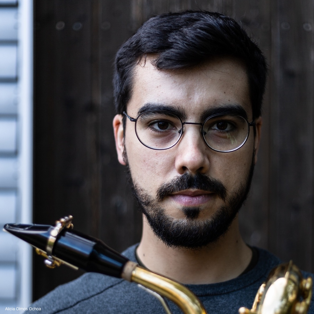 Ferran GORREA I MUÑOZ - JLV Ambassadors - JLV Ligature for saxophone
