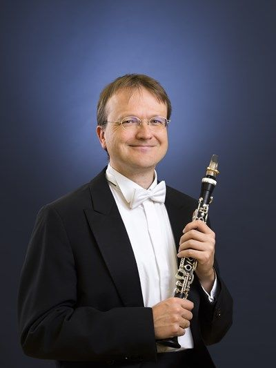 Frank BUNSELMEYER - Ambassadeur JLV - Ligature JLV pour clarinette