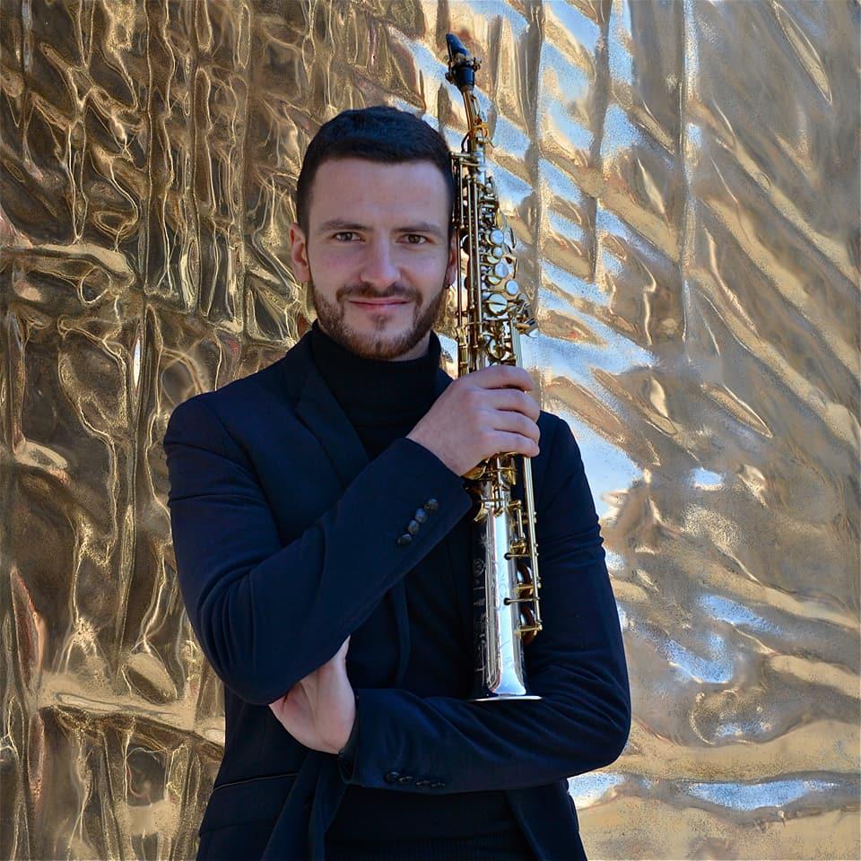 Guillaume BERCEAU - Ambassadeur JLV - Ligature JLV pour saxophone