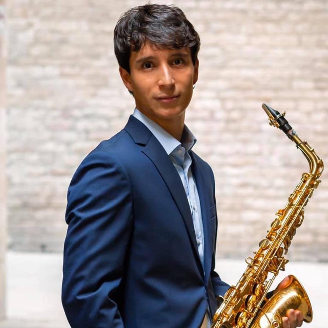 Iñaki BERMÚDEZ - Ambassadeur JLV - Ligature JLV pour saxophone