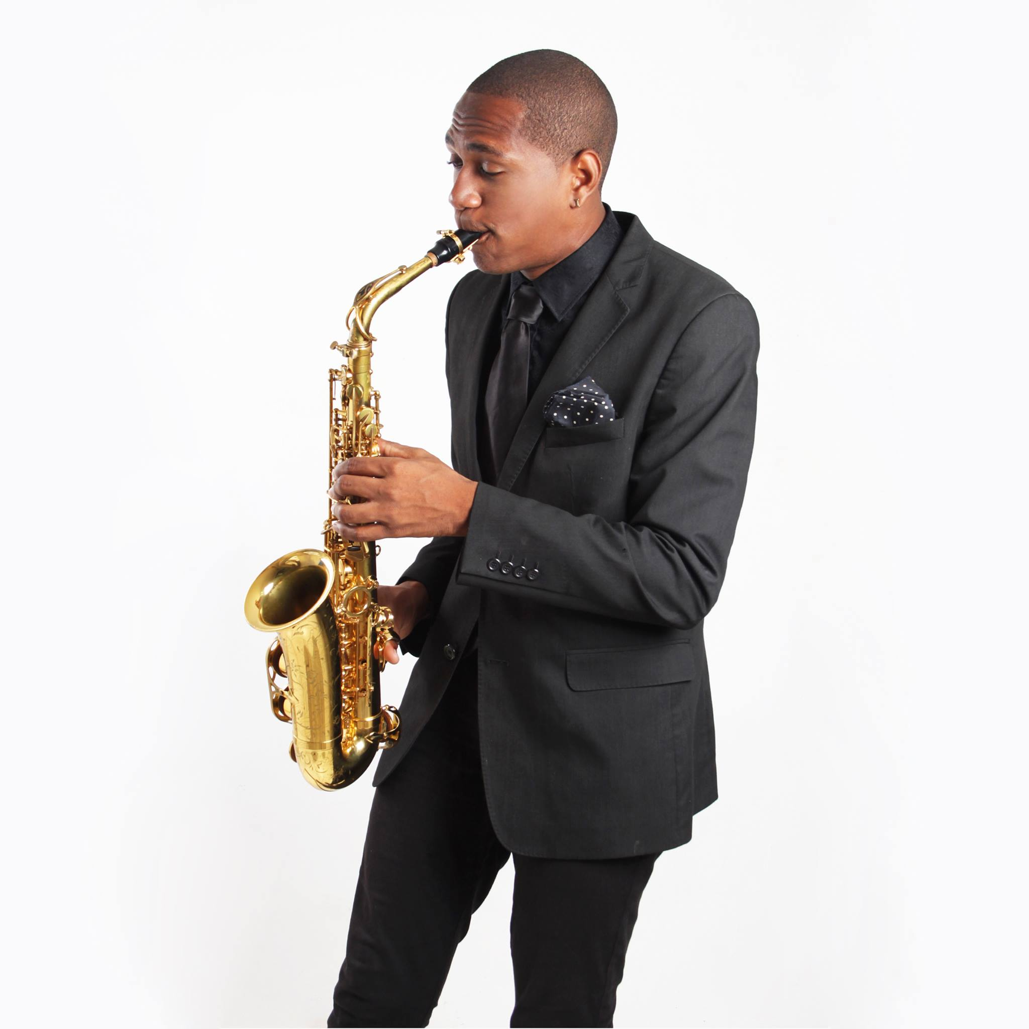 Irvin BLANCO - JLV Ambassador - JLV Ligature for saxophone