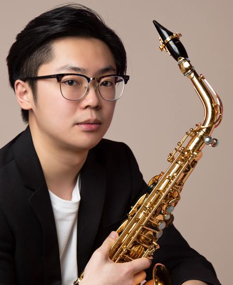 Jason Tingkwan LAU - Ambassadeur JLV - Ligature JLV pour saxophone