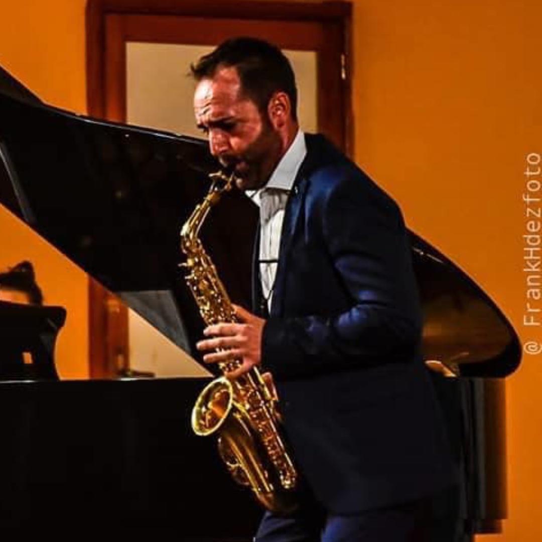 Javier LINARES LEYVA - JLV Ambassadors - JLV Ligature for saxophone