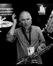 Jerry BERGONZI Ambassadeur Ligature JLV pour saxophone et clarinette