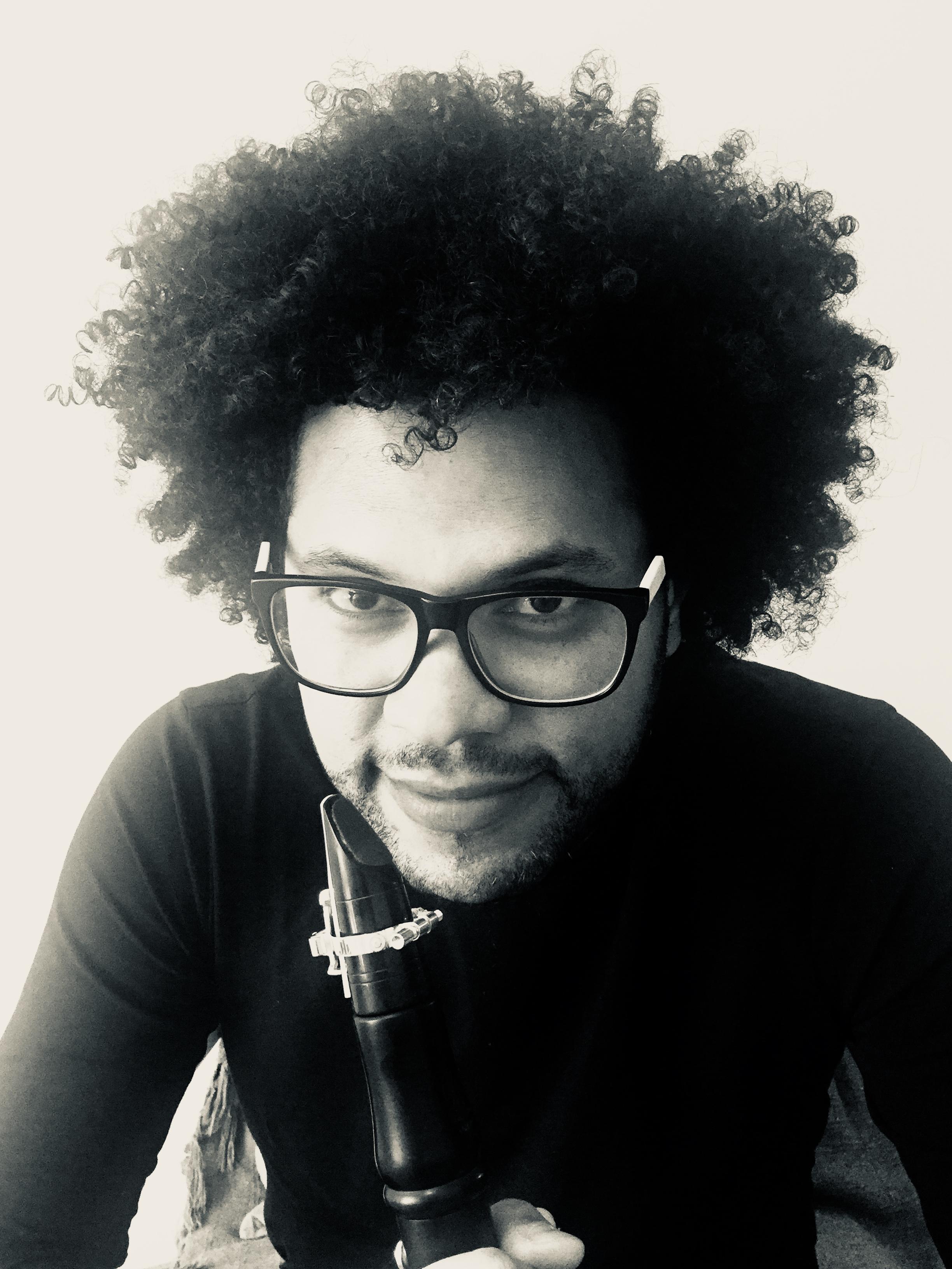 José BATISTA jr - Ambassadeur JLV - Ligature JLV pour clarinette
