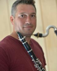 Loïc POINSENET Ambassadeur Ligature JLV pour saxophone et clarinette