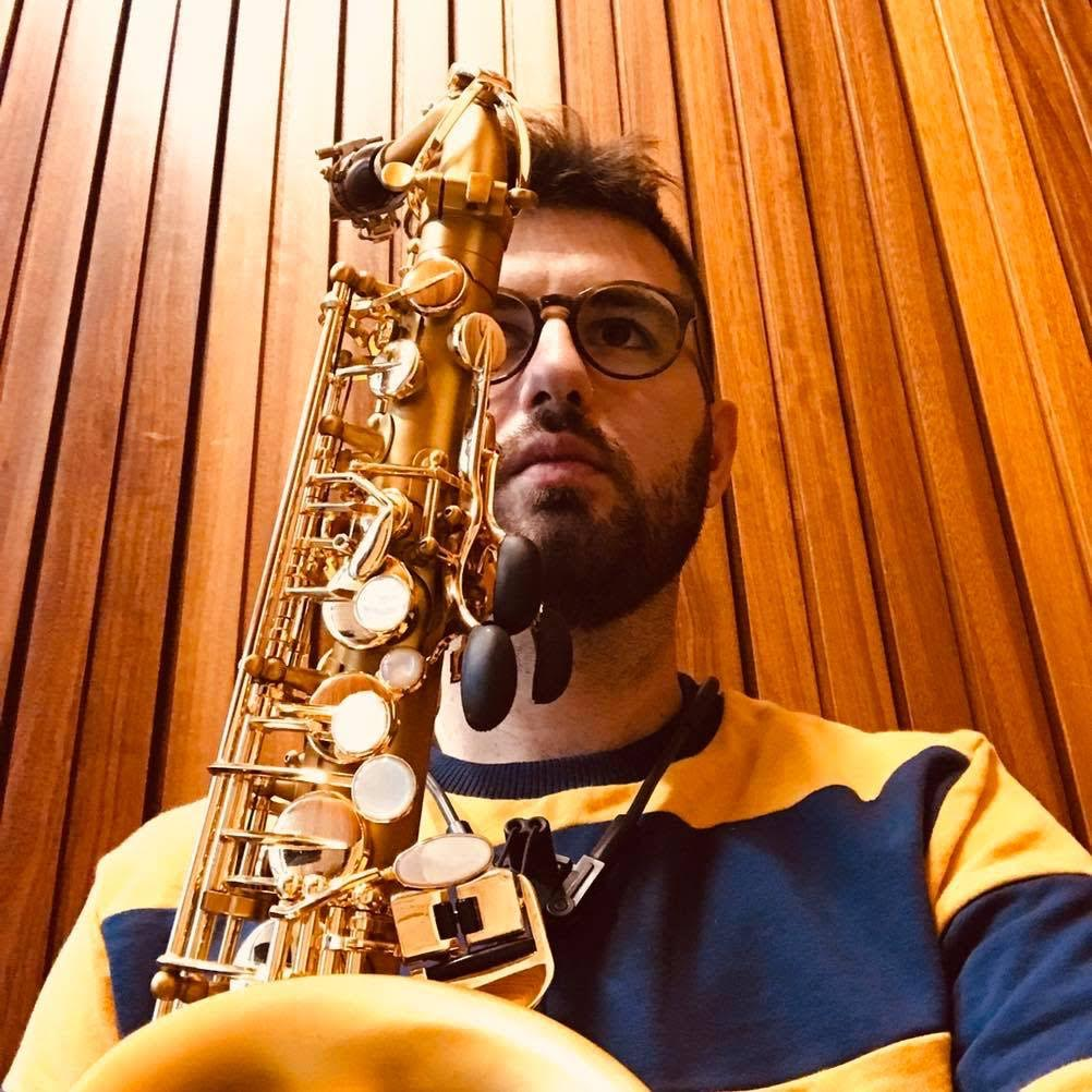 Manuel PADULA Ambassadeur Ligature JLV pour saxophone