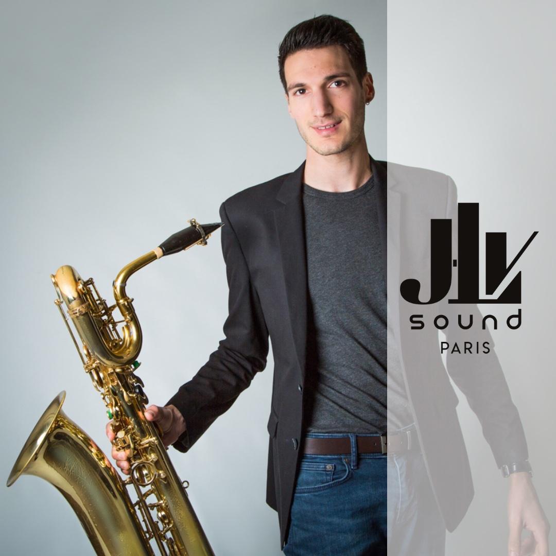 Maxime BAZERQUE - Ambassadeur JLV - Ligature JLV pour saxophone