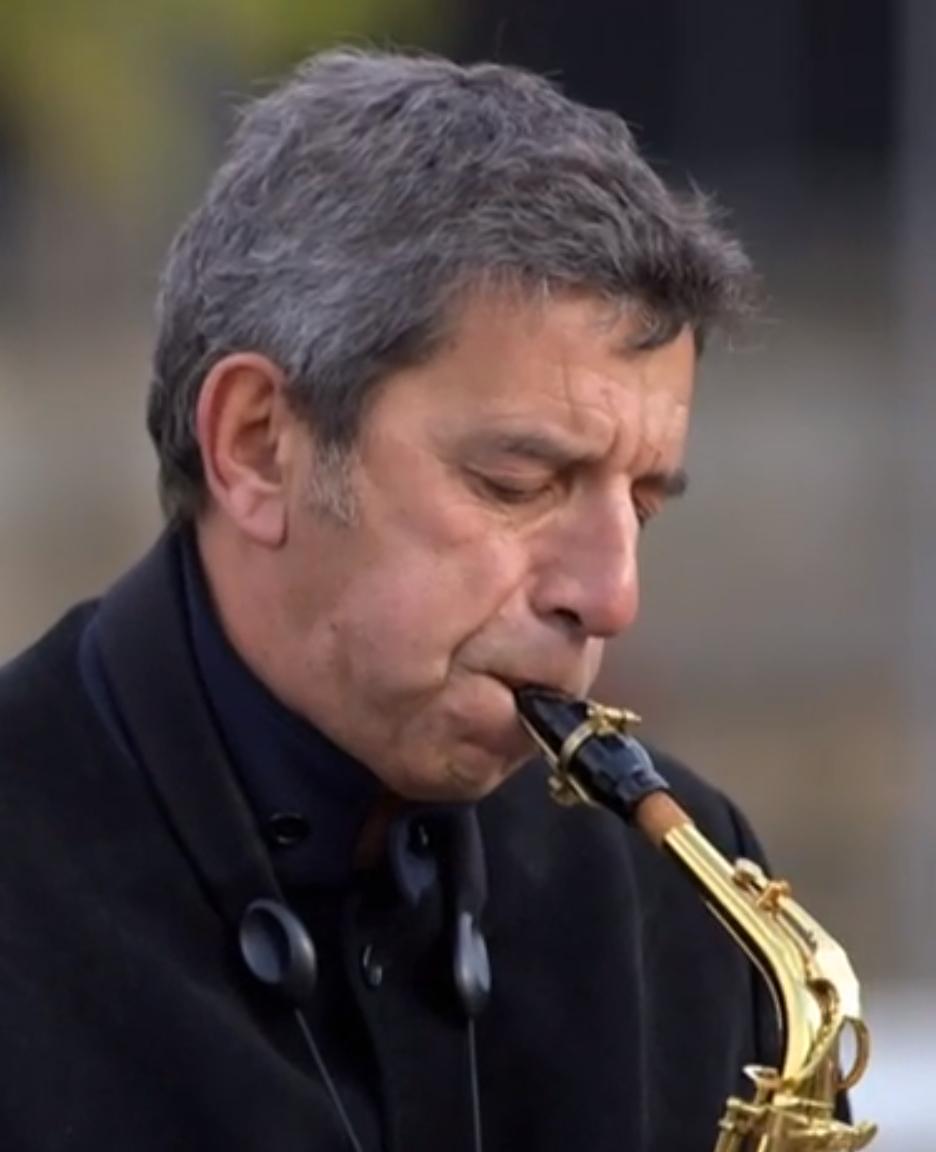 Michel CYMES - Ambassadeur JLV - Ligature JLV pour saxophone