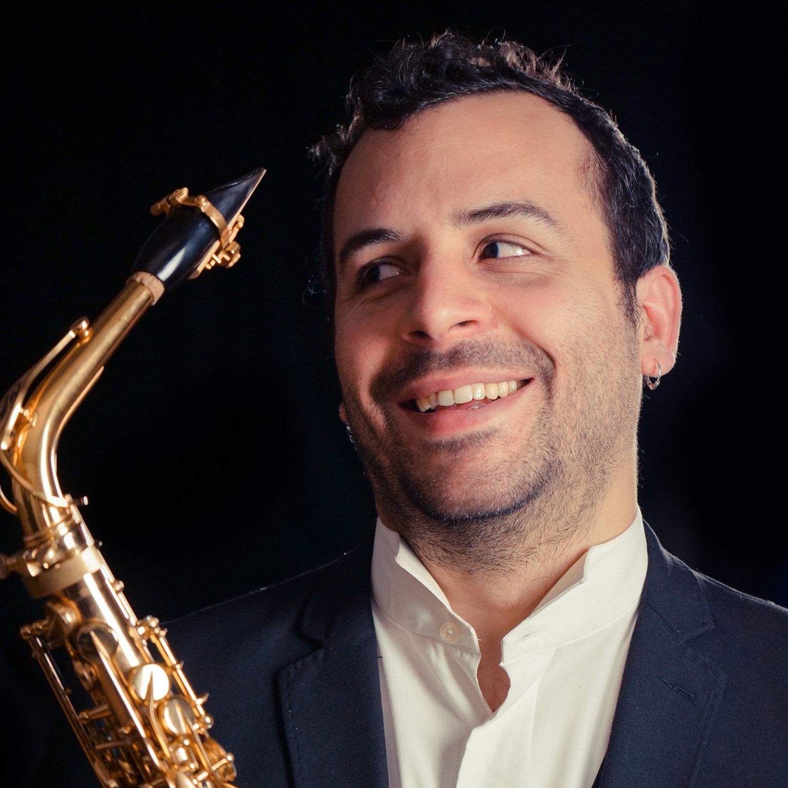 Nicolas ARSENIJEVIC - Ambassadeur JLV - Ligature JLV pour saxophone
