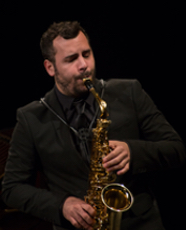 Nicolas ARSENIJEVIC Ambassadeur Ligature JLV pour saxophone 2