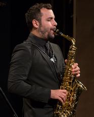 Nicolas ARSENIJEVIC Ambassadeur Ligature JLV pour saxophone