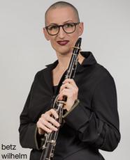 Nikola LUTZ Ambassadrice Ligature JLV pour saxophone et clarinette