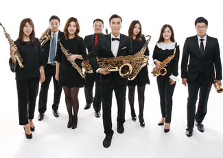Nova Ambassadeurs Ligature JLV pour saxophone