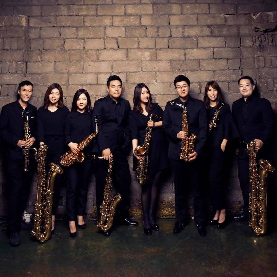 NOVA JLV Ligature Ambassadors - saxophones