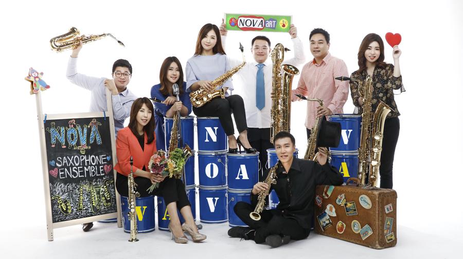 NOVA - Ambassadeurs Ligature JLV - saxophones