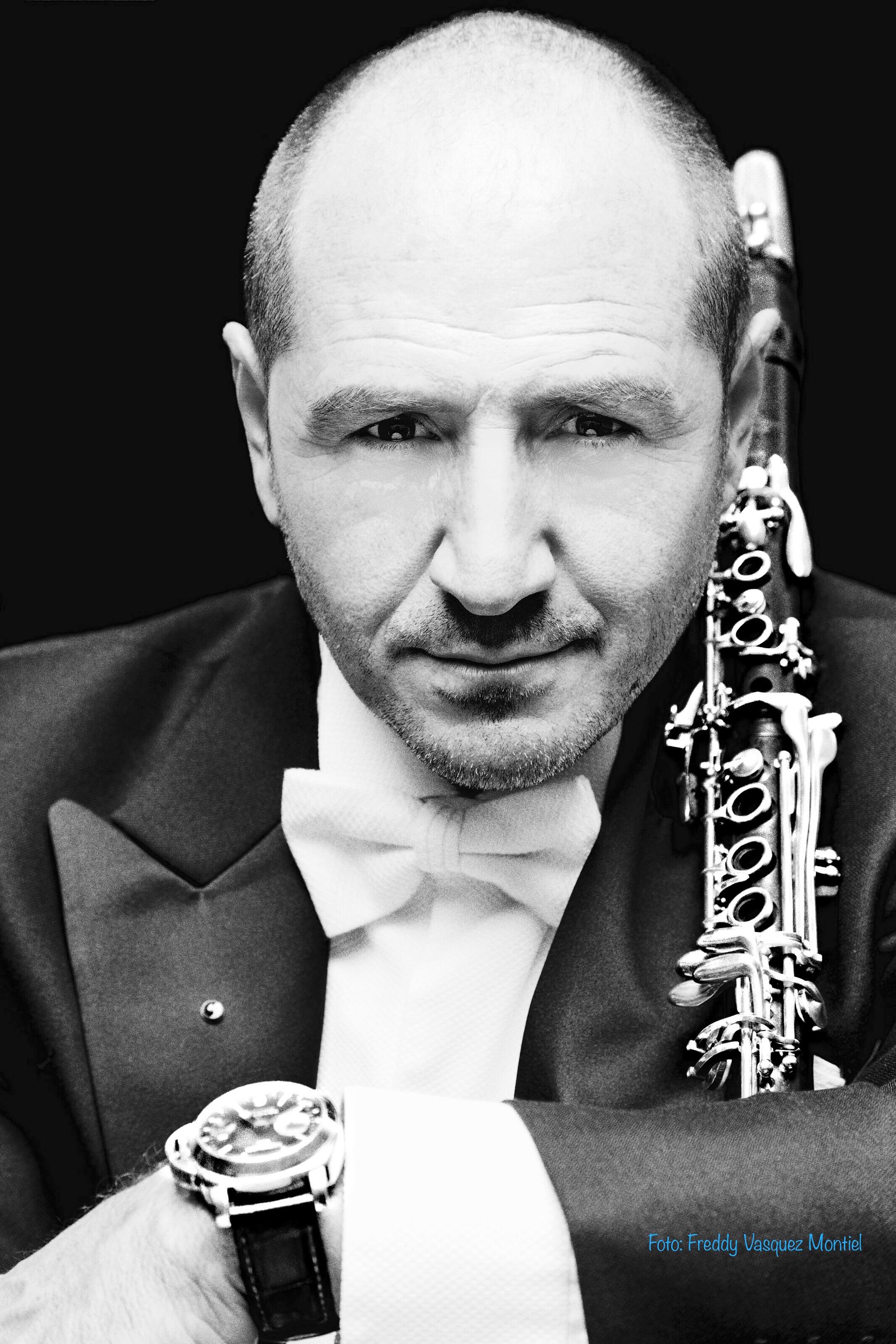 Pierluigi BERNARD - Ambassadeur JLV - Ligature JLV pour clarinette