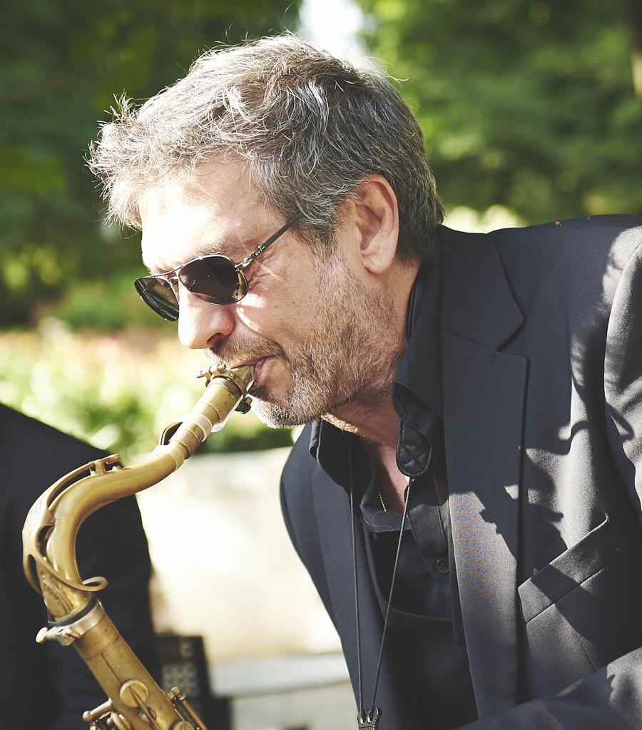 Pierre D'ANGELO - Ambassadeur JLV - Ligature JLV pour saxophone