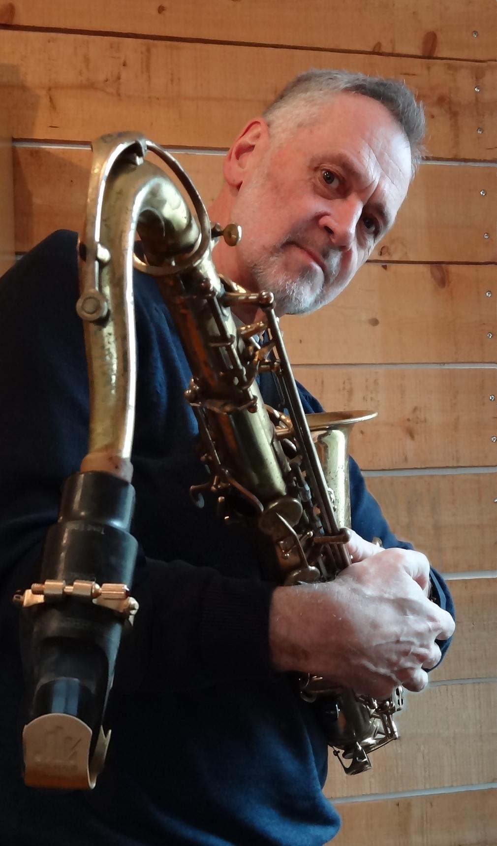 Rémi BIET - Ambassadeur JLV - Ligature JLV pour saxophone