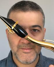 Ricard CAPELLINO Ambassadeur Ligature JLV pour saxophone
