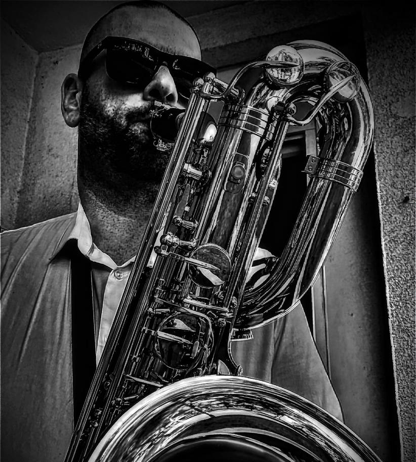Sébastien DEBLOOS Ambassadeur de la Ligature JLV pour saxophone