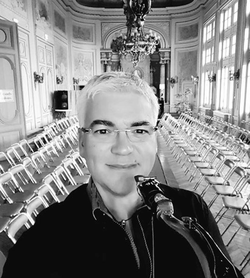 Sébastien TROGNON Ambassadeur de la Ligature JLV pour saxophones et clarinettes