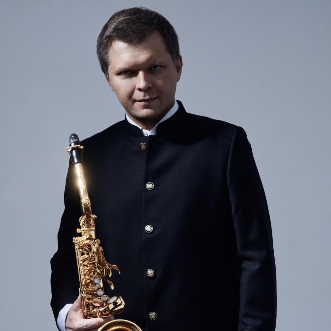 Sergey KOLESOV - Ambassadeur JLV - Ligature JLV pour saxophone